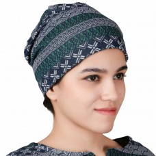 Trendy printed multipupose cap