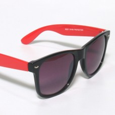 Red metro sunglasses