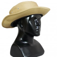 Beige Cricket umpire hat