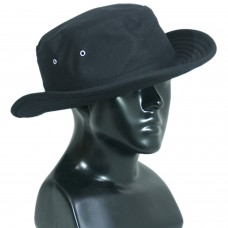 Black Cricket umpire hat