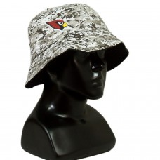Bird patch printed bucket fishing hat