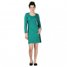 Classy Green shift dress