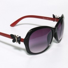 Red Butterfly Sunglasses