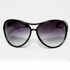 Black Volume Sunglasses